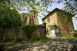 VILLAGE FORTIFIE DE CAMON
